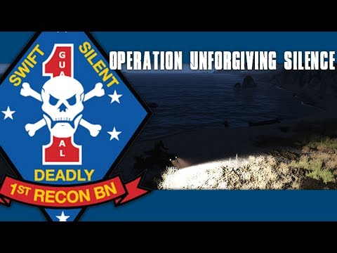 1st Reconnaissance Battalion FTX - Operation Unforgiving Silence