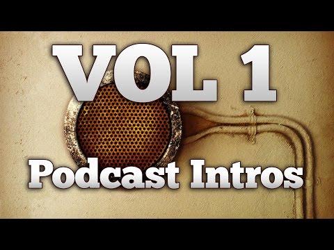 Podcast Intro Examples VOLUME 1 - Intro Machine, Lifehacker, & More!
