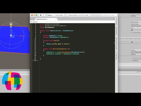 Unity Tutorial for Beginners 2019 - C# Coding - YouTube