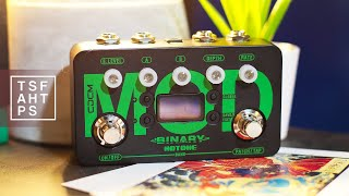 Hotone Binary MOD - tons of modulation in a tiny package