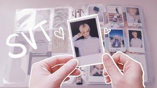 My Seventeen Photocard Collection ♡