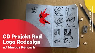 CD Projekt Red Logo Redesign w/Marcus Rentsch