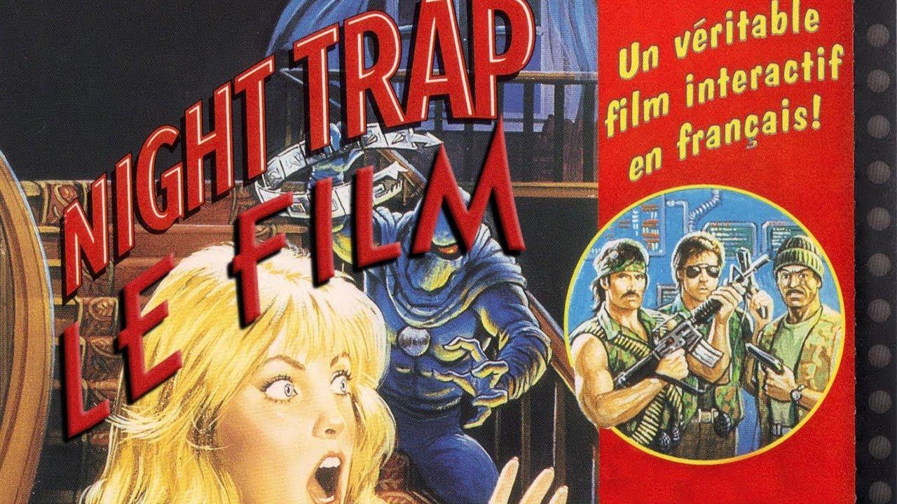 Night Trap Le FILM complet en Français !