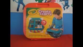 Charlotte Bewertungen der Crayola Erstellen 'n Carry Case