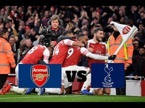 Arsenal vs Tottenham 4-2 Highlights & All Goals 02/12/2018 HD