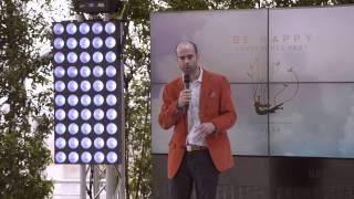 BE HAPPY FEST - Andrés Ramirez - Profesor de felicidad