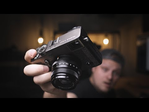 Fujifilm X-Pro3 - Hands On Review