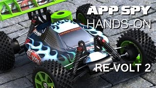 Re-Volt 2 | iOS iPhone / iPad Hands-On - AppSpy.com