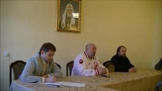 Круглий стіл ''ВЕЛИКИЙ ПІСТ І СПОРТ'' при храмі св. Зосими і Саватія Соловецьких в Гольянове