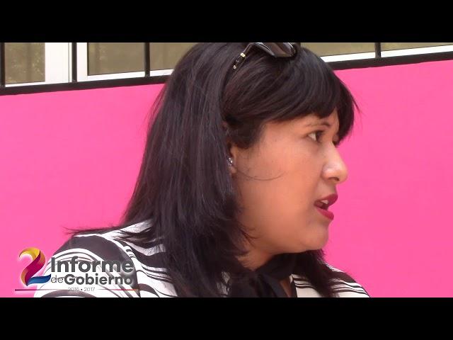 Con Hechos - Se aperturan nuevos espacios educativos en Zitácuaro