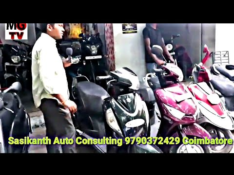 Sasikanth Auto Consulting / Old bike selling & buying coimbatore, second hand bikes coimbatore
