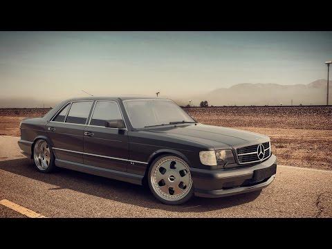 ЧО честный обзор ПРОЕКТ Mercedes S klasse W126 Часть 1 бонус w124