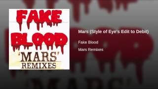 Mars (Style of Eye