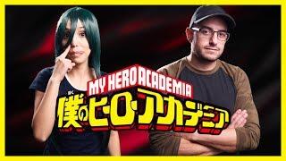Boku No Hero Academia Opening 6 [ES] POLARIS COVER