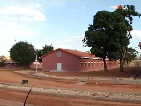 Angola Magazine -Reabilitação do hospital geral Moxico