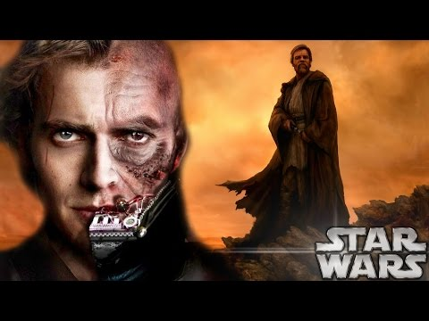 Why Darth Vader Couldn't Find Obi-Wan - Star Wars Explained