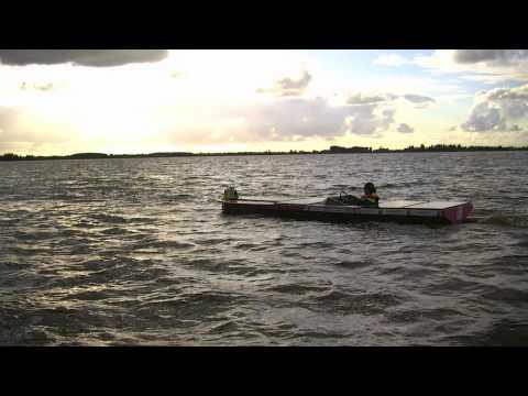 Solar Boat Challenge  Compilatie 2014