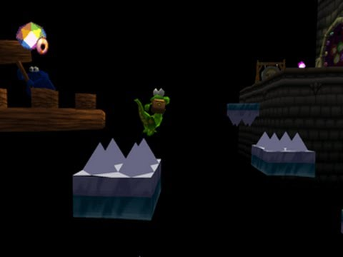 Croc: Legend of the Gobbos 100% TAS in 1:18:35.43 by RingRush