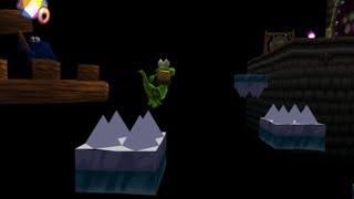 Croc: Legend of the Gobbos 100% TAS in 1:18:35.43 by RingRush