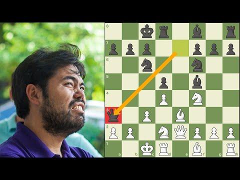 Duda's Double Queen Sacrifice Vs Nakamura | Best Chess Game Of 2019?