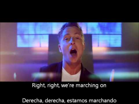Marchin on One Republic