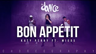 Bon Appétit - Katy Perry ft. Migos (Choreography) FitDance Life