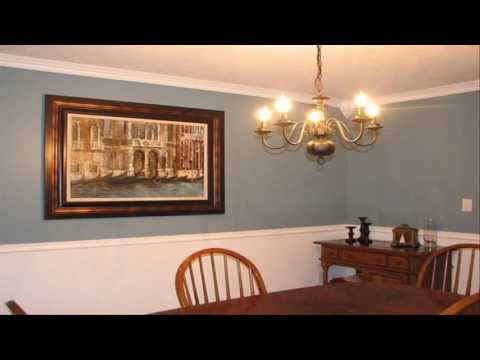 Pictures Of Dining Rooms With Chair Rails