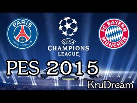 Paris Saint Germain Vs Bayern MГјnchen