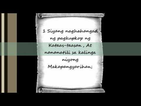 Psalm 91 & Salmo 91