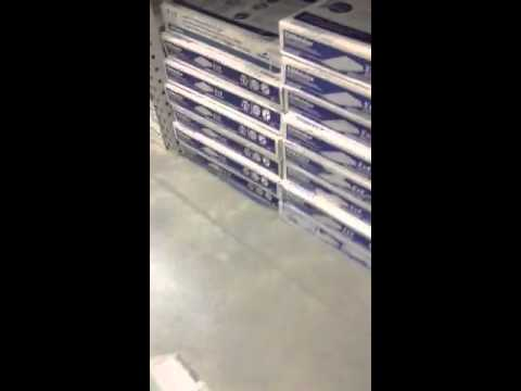 & Fluorescent light covers at Lowes - YouTube azcodes.com