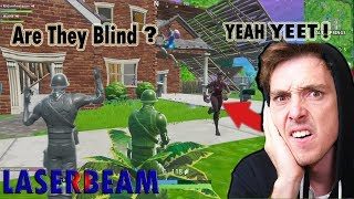 New *PLASTIC PATROLLER* Skins Trolls By LAZARBEAM - Fortnite Epic Fails & clips! #70