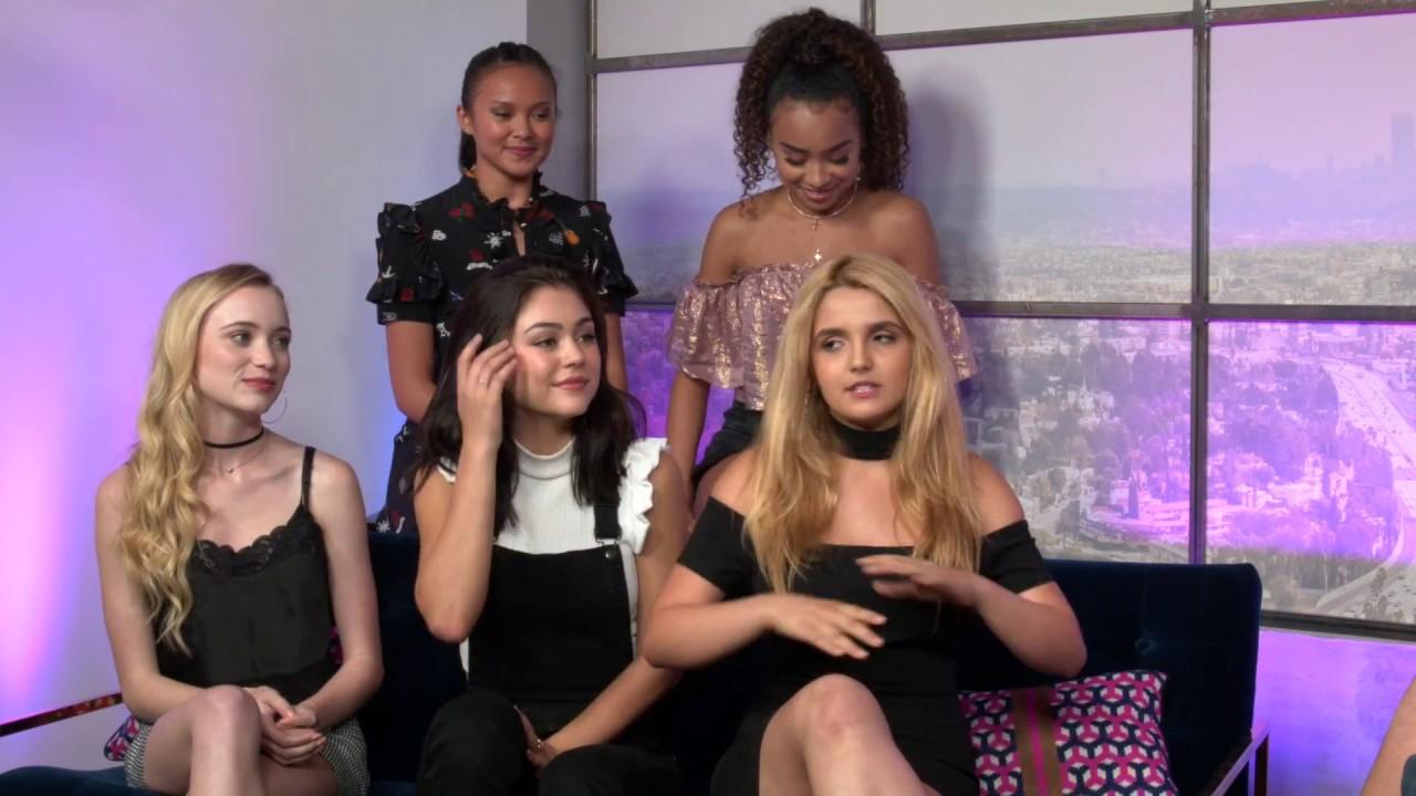 Cast Of Project Mc2 Spills On Season 4 Youtube