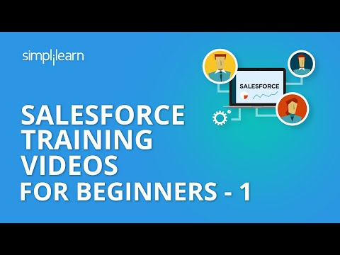 Introduction To Salesforce | Salesforce Training Videos For Beginners