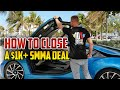 How To Close A $1K+ SMMA Deal