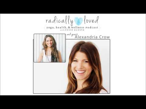 Episode 21| Radically Inspired with Alexandria Crow, Yoga Teacher and Creator of Yoga Physics