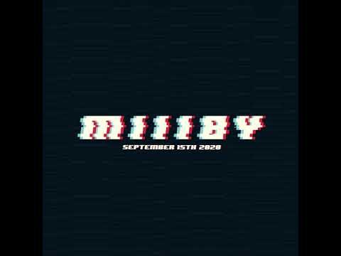[Animation]Glitch logo Miiiby