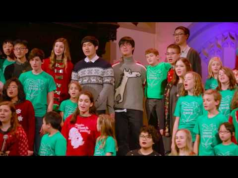 Love is Christmas  Vancouver Youth Choir