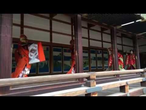 Romantic Area Kyoto 京の都ぶらぶら放浪記:京都御所一般公開(京都府京都市上京区京都御苑3)