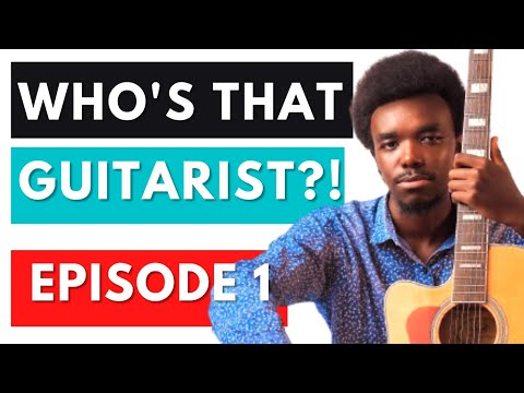 Amazing ZAMBIAN musician - Roy the Songster!