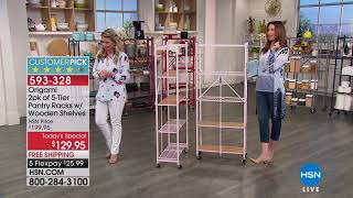 HSN | HSN Today: Kitchen Solutions featuring Origami 05.21.2018 - 08 AM