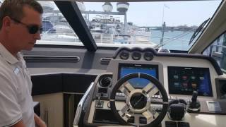 2015 Azimut 55S Yacht For Sale at MarineMax Sarasota