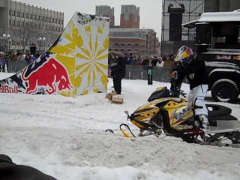 Heath Frisby Boston Red Bull Tour