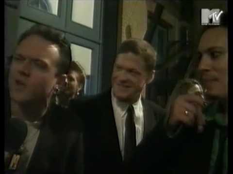 Metallica - So What cover MTV Europe Music Award 1996