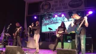 A Dream of Poe (Gothic/Doom Metal - Pt) - Live @ Doom Over Bucharest II, 26.11.2016 , Club Quantic