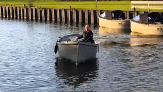Whaly New Classic Minn Kota EO 1 kw Boot Brabant