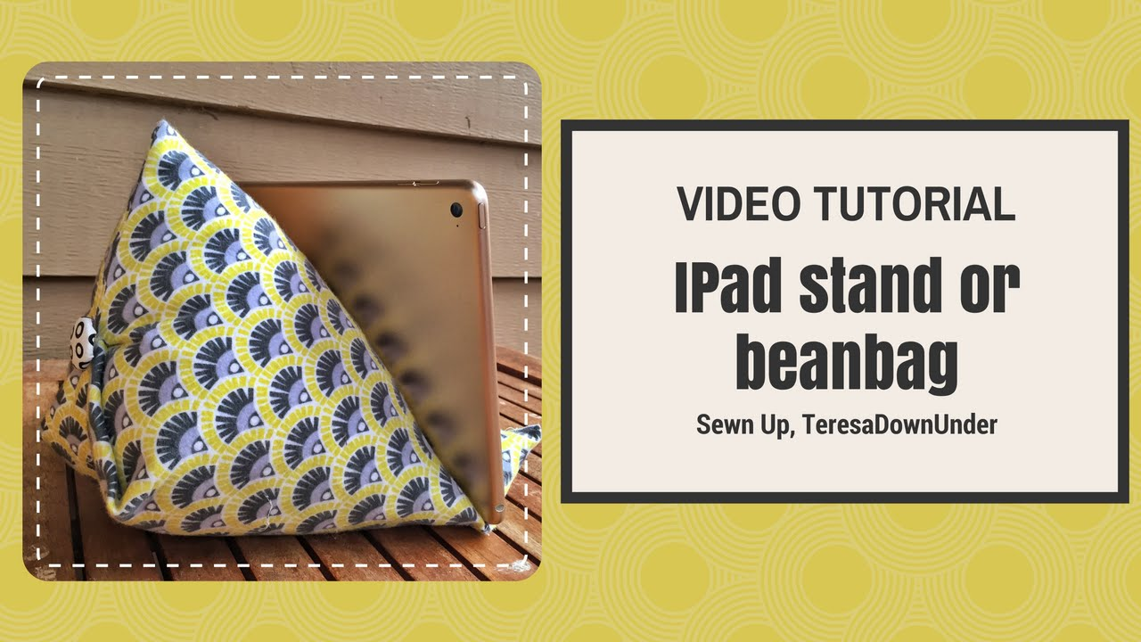 Video Tutorial Ipad Or Tablet Stand