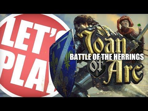 Let's Play: Joan of Arc - The Battle of Herrings