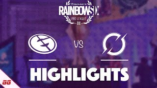 Evil Geniuses vs DarkZero Esports | R6 Pro League S19 Highlights