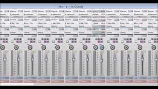 レベッカの「フレンズ」のイントロの打ち込み音源(ベース&ドラム& キ...