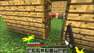 Ray Wakes up in Minecraft Episode 20